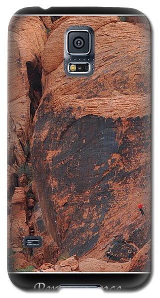 Perseverance Galaxy S5 Case by Kirt Tisdale