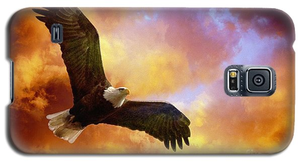 Perseverance Galaxy S5 Case by Lois Bryan