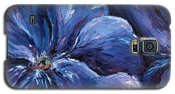 Galaxy S5 Case featuring the painting Persevering Hope by Meaghan Troup