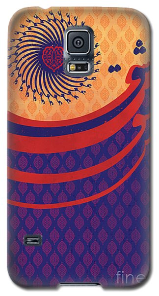 Persian Caligraphy Galaxy S5 Case