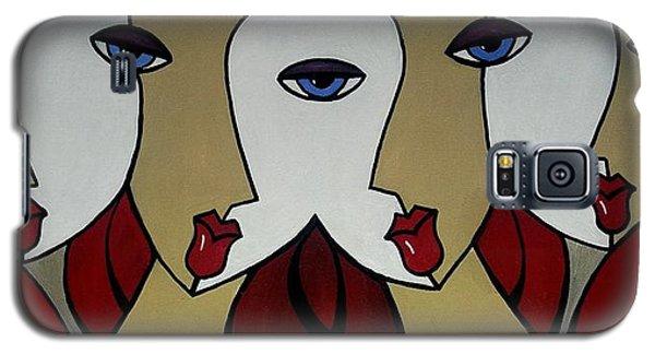 Personalities Galaxy S5 Case by Edwin Alverio