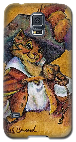 Perspicacious Puss Galaxy S5 Case