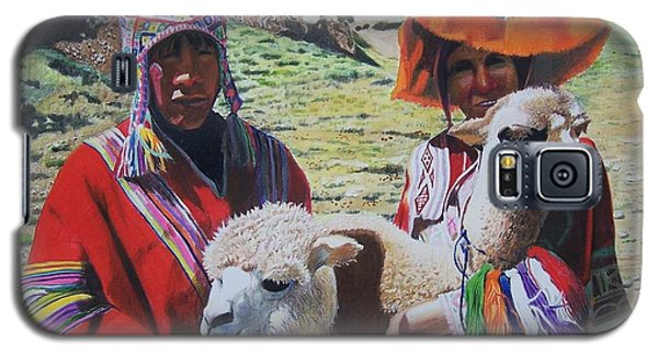 Peruvians Galaxy S5 Case
