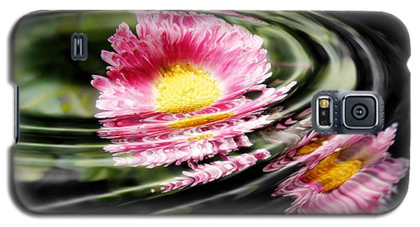 Petal Ripple Galaxy S5 Case