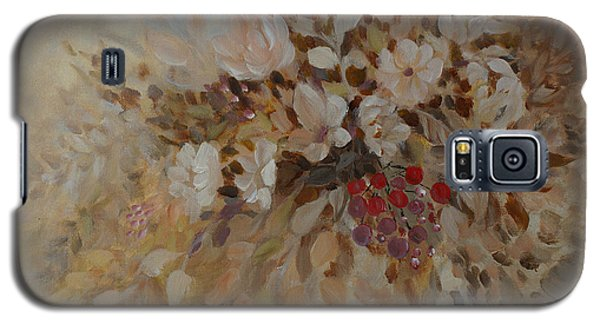 Petals And Berries Galaxy S5 Case