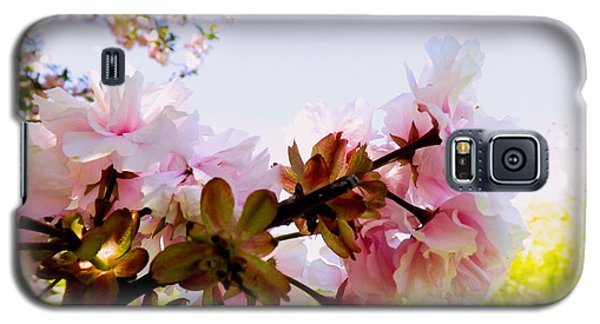 Petals In The Wind Galaxy S5 Case