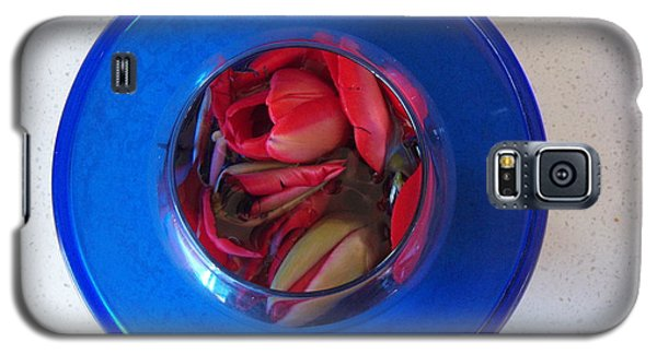 Petals In Vase In Vase Galaxy S5 Case