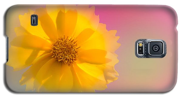 Petals Of Sunshine Galaxy S5 Case