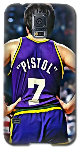 Pete Maravich Galaxy S5 Case