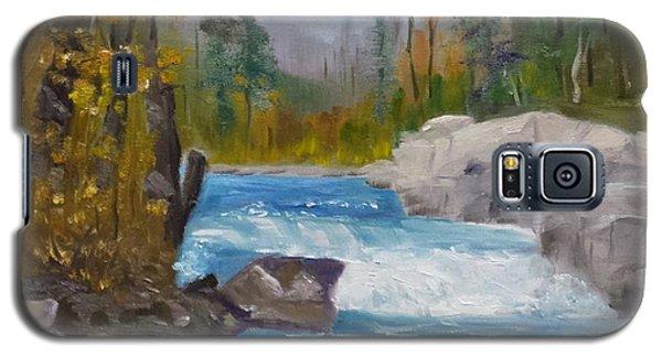 Peterborough Falls Galaxy S5 Case