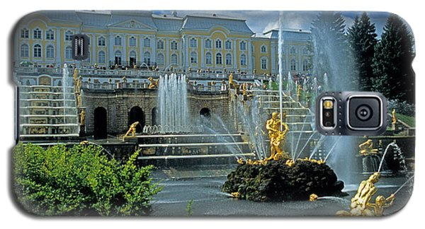 Peterhof Palace Galaxy S5 Case by Dennis Cox WorldViews