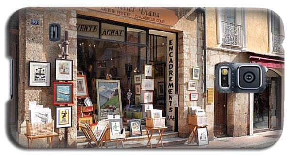 Petit Arts In France Galaxy S5 Case by Juergen Klust