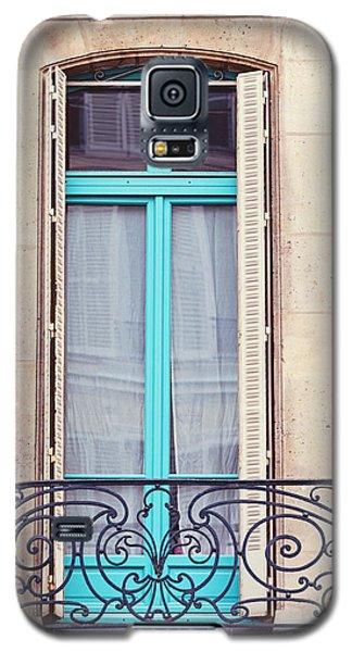 Petit - Parisian Balcony  Galaxy S5 Case