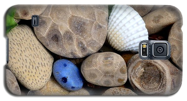 Petoskey Stones V Galaxy S5 Case