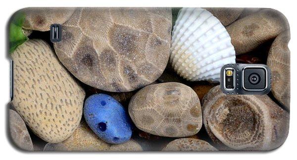 Petoskey Stones V Galaxy S5 Case
