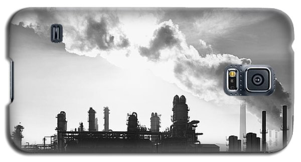 Petrochemical Plant Galaxy S5 Case by Hans Engbers
