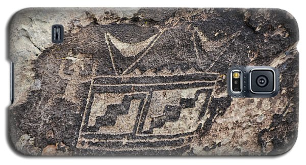 Petroglyph Design Galaxy S5 Case