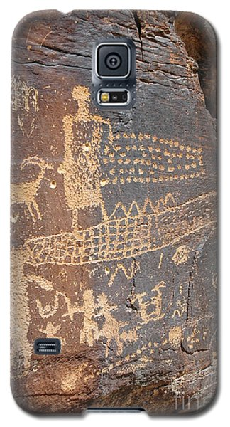 555p Petroglyph - Nine Mile Canyon Galaxy S5 Case