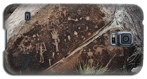Petroglyphs Galaxy S5 Case by Cheryl McClure