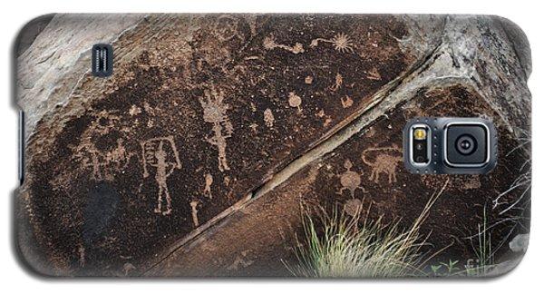 Petroglyphs Galaxy S5 Case