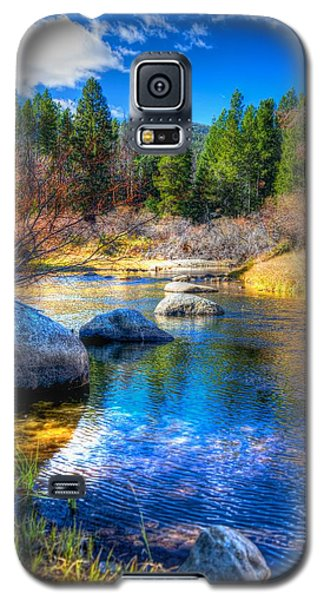 Pettengill Creek Galaxy S5 Case by Kevin Bone