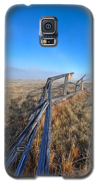 Pettit Fog Galaxy S5 Case