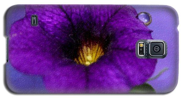 Petunia Dream Galaxy S5 Case