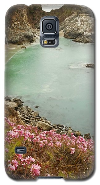 Pfieffer Beach Galaxy S5 Case