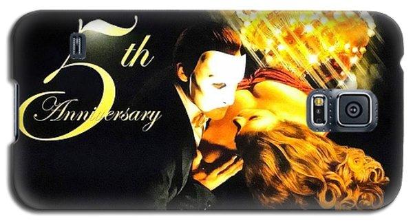Phantom At The Venetian Galaxy S5 Case by Natalie Ortiz