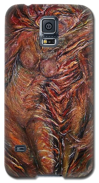 Trumpets Aired Galaxy S5 Case by Dawn Fisher