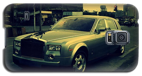 Galaxy S5 Case featuring the photograph Rolls Royce Phantom by Salman Ravish
