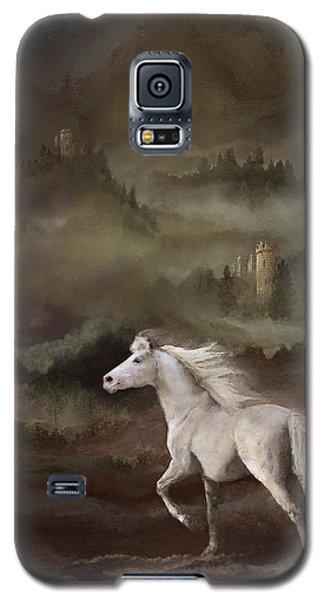 Storybook Stallion Galaxy S5 Case by Melinda Hughes-Berland