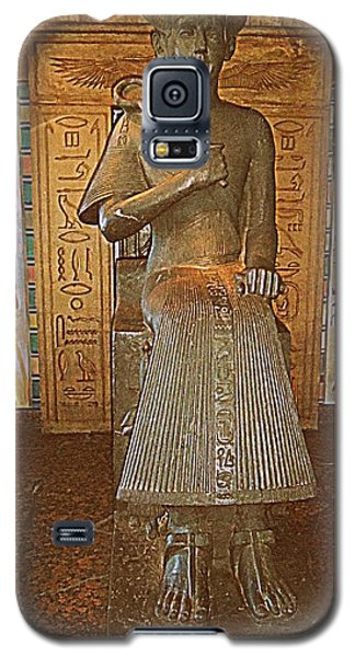 Pharaoh God 1 Galaxy S5 Case