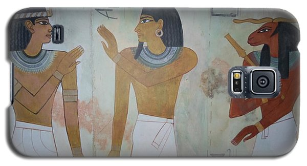 Pharaoh Gods  Galaxy S5 Case