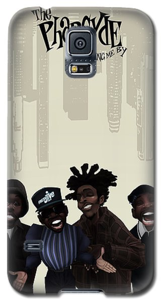 Pharcyde -passing Me By 1 Galaxy S5 Case