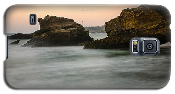 Phare De Biarritz Galaxy S5 Case by Thierry Bouriat
