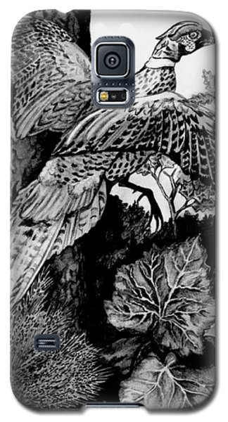Pheasant In Flight Galaxy S5 Case