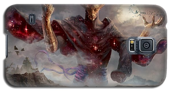 Phenax God Of Deception Galaxy S5 Case