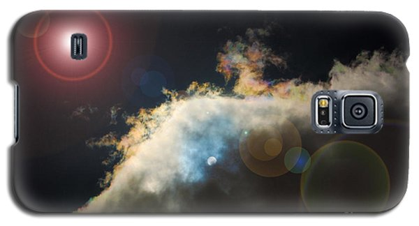 Phenomenon With Lens Flare Galaxy S5 Case