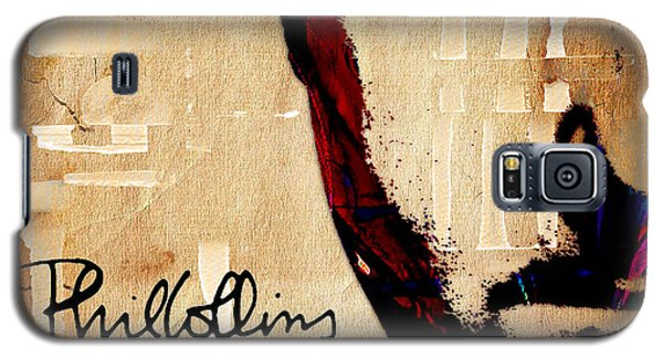 Phil Collins Collection Galaxy S5 Case by Marvin Blaine