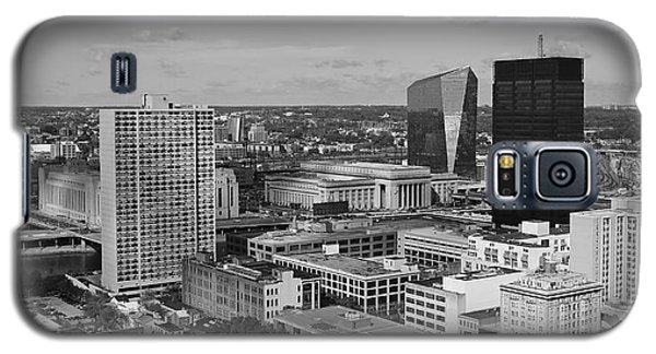 Philadelphia - A View Across The Schuylkill River Galaxy S5 Case by Rona Black