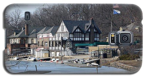 Philadelphia - Boat House Row Galaxy S5 Case