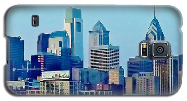 Philadelphia Color Galaxy S5 Case by John Wartman