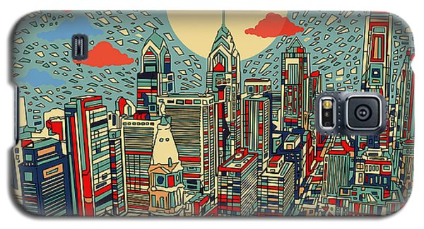 Philadelphia Dream 2 Galaxy S5 Case