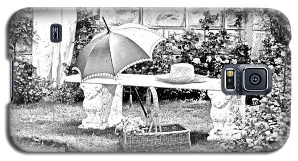 Philadelphia Flower Show Display 1916 Galaxy S5 Case by A Gurmankin