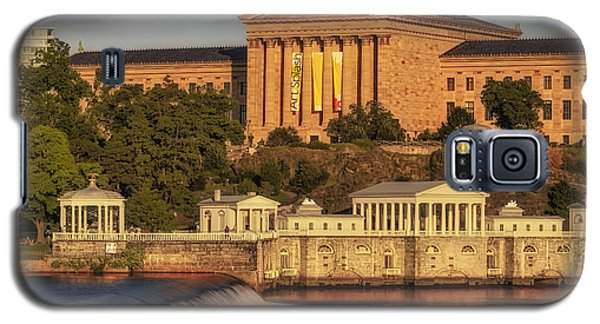 Philadelphia Museum Of Art Galaxy S5 Case
