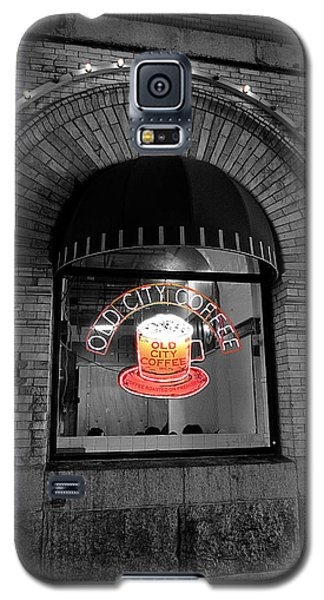 Philadelphia -old City Coffee Galaxy S5 Case