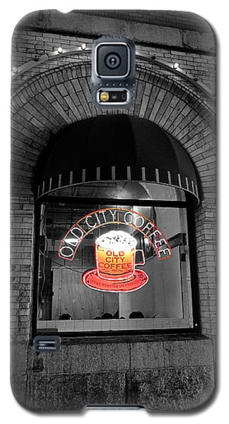 Philadelphia -old City Coffee Galaxy S5 Case