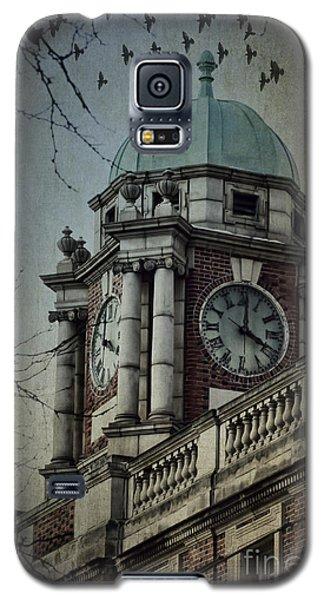 Philadelphia Tour Galaxy S5 Case by Judy Wolinsky