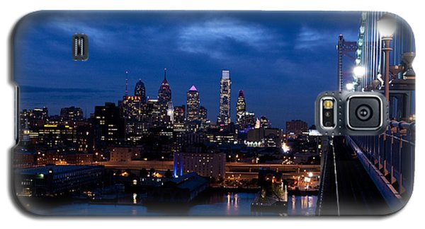 Philadelphia Twilight Galaxy S5 Case